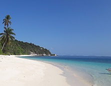 Stunning beaches, secluded and privately yours